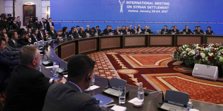 Suriyeli Muhalifler Astana'ya Gitmeyebilir