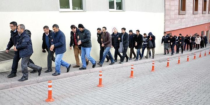 37 İlde PKK/KCK Operasyonu: 834 Gözaltı