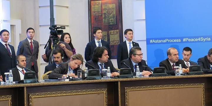 Astana'daki Suriye Toplantısı Yarına Ertelendi