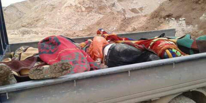 IŞİD Hücresi Liva El-Aksa, 150'den Fazla Esir Direnişçiyi İnfaz Etti