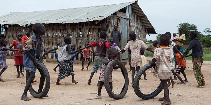 """""""Sudan'da 5 Yaşın Altındaki 2 Milyon Çocuk Yetersiz Besleniyor"""""""