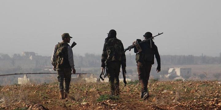 ÖSO, Ahraruş Şam ve İslam Ordusu, Birleşik Suriye Milli Ordusu'na Katıldı