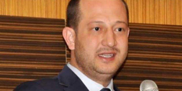 Hakkında Soruşturma Açılan AK Partili Ozan Erdem İstifa Etti