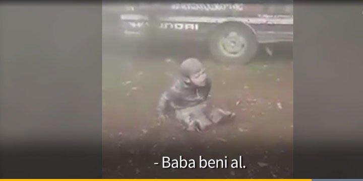 Bombardımanda İki Bacağını Kaybeden Çocuğun Feryadı Yürek Dağladı
