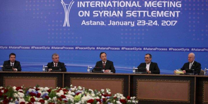 Astana'dan Ne Çıktı?