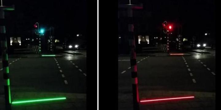 Yürürken Akıllı Telefon Kullananlar İçin Trafik Işığı Geliştirildi
