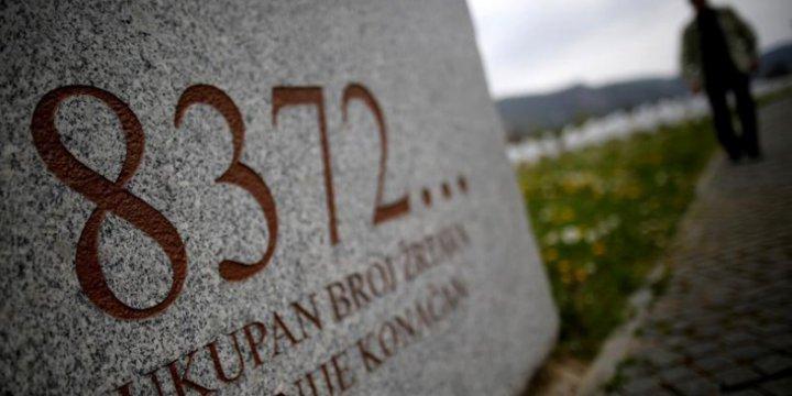 Eski Sırp Askerlere Savaş Suçundan 82 Yıl Hapis