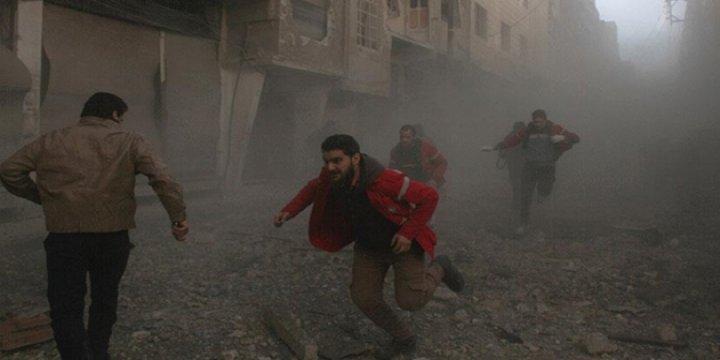 Esed Rejimi Dera'da Sivilleri Vurdu: 4 Ölü, 8 Yaralı
