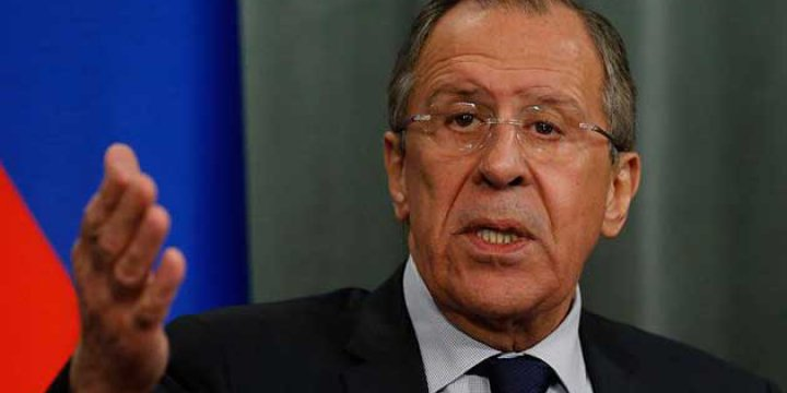 "Lavrov: ""Kırım Zaten Bizim"""