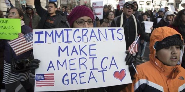 ABD Basını: Protestolara Katılan Onlarca Kişi İşten Çıkarıldı