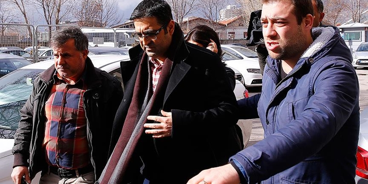 HDP'li İdris Baluken Gözaltına Alındı