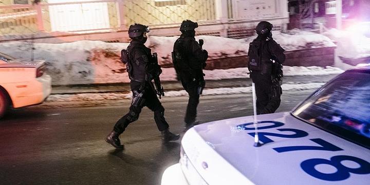 Montreal'de Bir Mescide Taşlı Saldırı Düzenlendi!