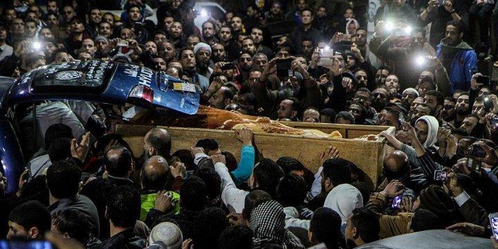 Şeyh Ömer Abdurrahman'ın Cenazesi Cemaliye'de Toprağa Verildi