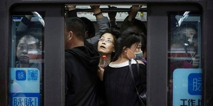 Pekin'de Birçok Kişi İşe Gitmek İçin Her Gün 6 Saat Harcıyor!