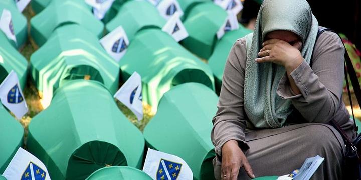 Bosna Hersek Soykırım Davası İçin Başvuru Yaptı