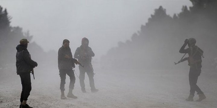 Esed Rejimi Sivilleri Napalm Bombalarıyla Hedef Aldı