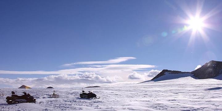 """""""Antarktika'ya Kurulacak Üs İçin İlk Ekip Yola Çıktı"""""""