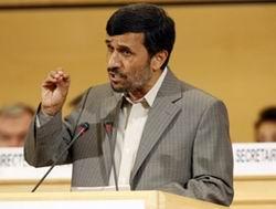 Ahmedinejad, Dışişleri Bakanını Görevden Aldı