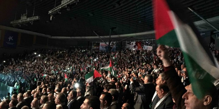 Filistin Diasporası İstanbul'dan Sesleniyor