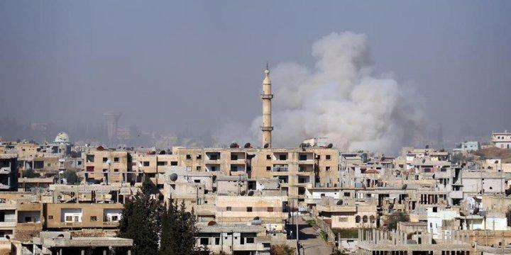 Suriye'de Rejimin Ateşkes İhlalleri Sürüyor