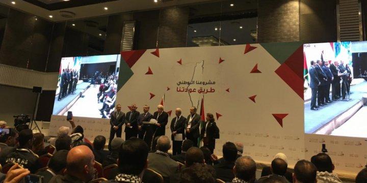 'Diasporadaki Filistinlilerin Halk Konferansı' Sona Erdi