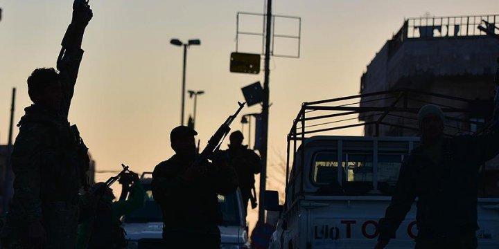 ÖSO Bab'ın Güneyinde 22 Esed Askerini Öldürdü