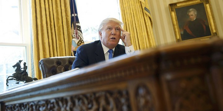 Donald Trump Sağlık Sigortası Tasarısını Geri Çekti