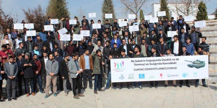20. Yılında 28 Şubat Darbesi Elazığ'da Protesto Edildi