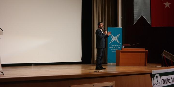 Kayseri'de 'Darbelerle Mücadele Tarihi' Konuşuldu