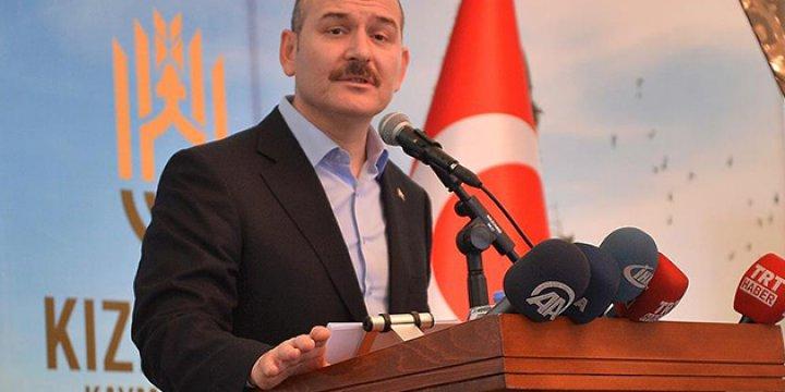 İçişleri Bakanı Soylu: Olayla İlgili Gözaltı İşlemleri Başladı