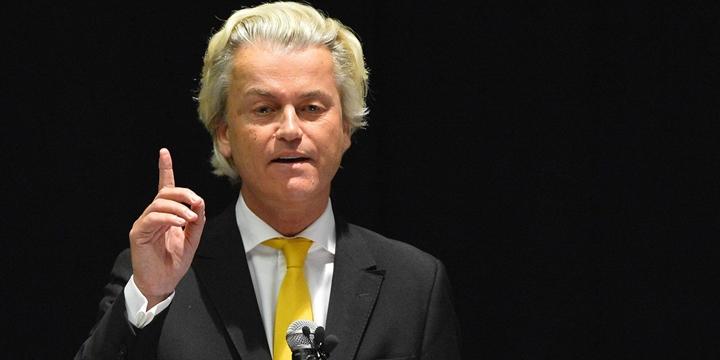 Faşist Geert Wilders'in Kişisel Sitesi Hacklendi