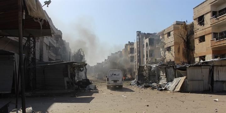 Esed Güçleri Ateşkes Dinlemiyor: Doğu Guta'da 3 Sivil Katledildi!
