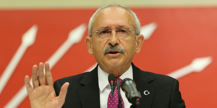Kılıçdaroğlu'nun Dili Sürçmüş!