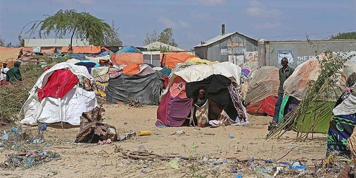 Somali'de Aşırı Kuraklık Hayatı Tehdit Ediyor!