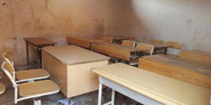 Suriye'deki Şüheda Okulu'nu Yenilemek için El Ele Verdiler