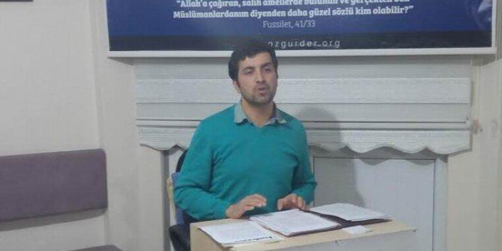 Sivas Özgür-Der'de Referandum Konuşuldu