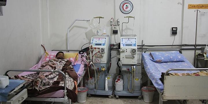 Doğu Guta'da Esed Kuşatması: Hastalar Bir Bir Ölüyor!