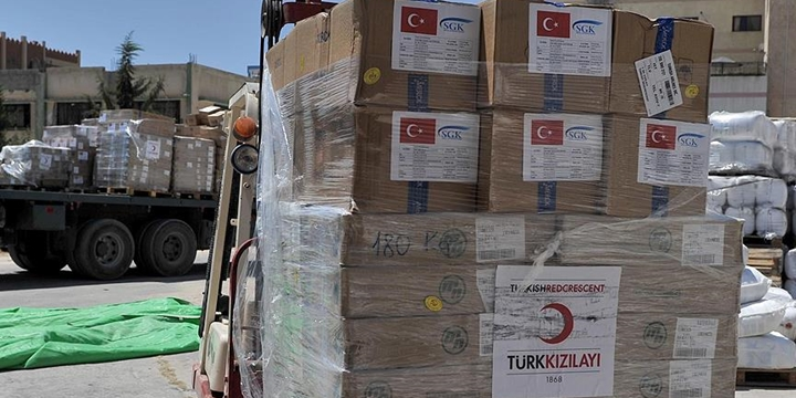 Türkiye'den Yemen, Güney Sudan ve Doğu Afrika'ya Yardım Eli