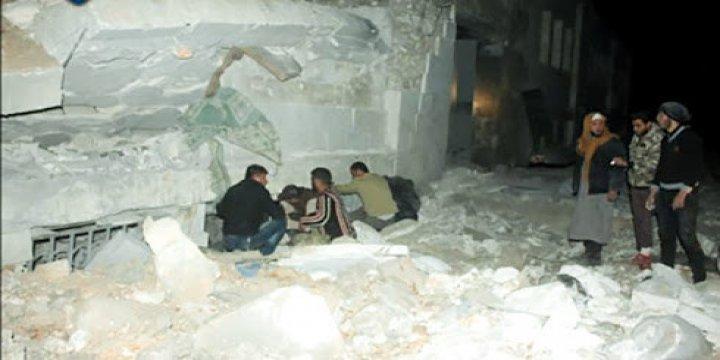 Tahriru'ş-Şam ve Ahraru'-Şam Cami Katliamı Hakkında Açıklama Yayınladı