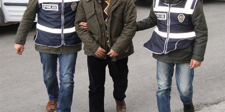 Kahramanmaraş HDP İl Başkanı Tutuklandı
