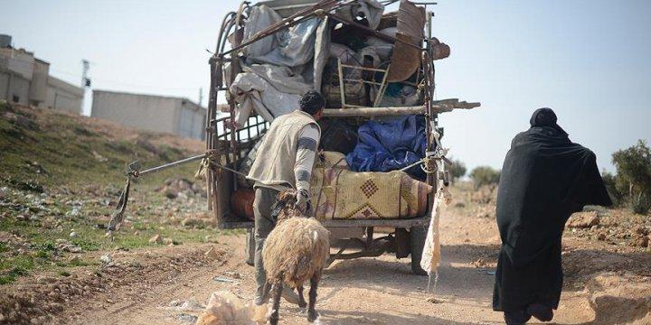 'Suriye'den Kaçan Kürtlerin Sayısı 1 Milyonu Aştı'