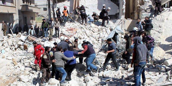 Esed Güçleri İdlib'de Sivilleri Vurdu: 8 Ölü