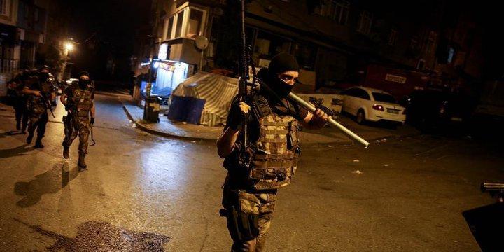 PKK'nın Şehir Yapılanmasına Operasyon: 960 Gözaltı