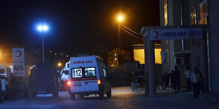 Siirt'te Buldukları Patlayıcıyla Oynayan İki Kardeşten Biri Hayatını Kaybetti!