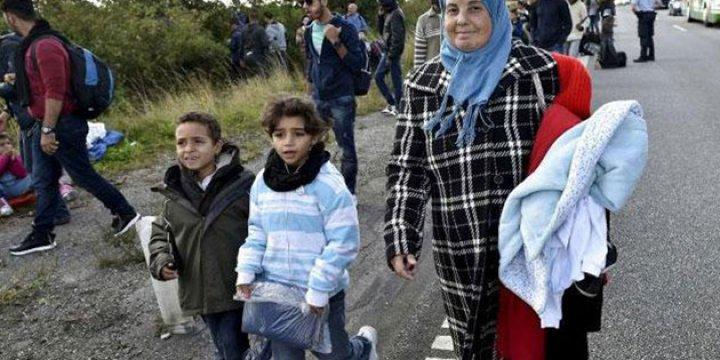 Danimarka Sığınmacı Çocukları Sınırda Reddetmeyi Planlıyor