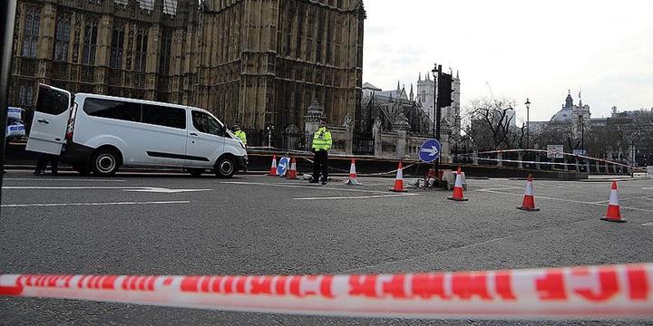 Londra'daki Saldırıda Ölenlerin Sayısı 5'e Yükseldi
