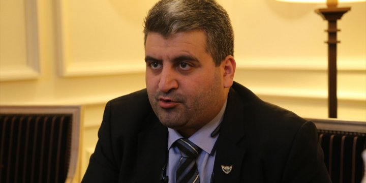 """Muhalefet Sözcüsü Vail İlvan: """"Rusya'nın İki Yüzü Var"""""""
