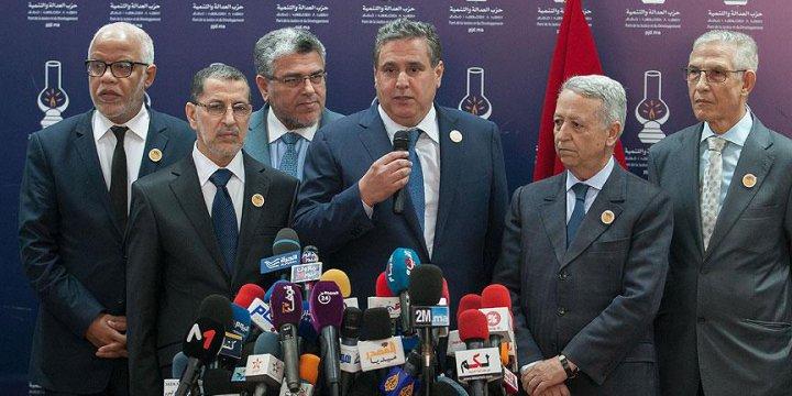 Fas'ta Yeni Hükümet İçin Anlaşmaya Varıldı