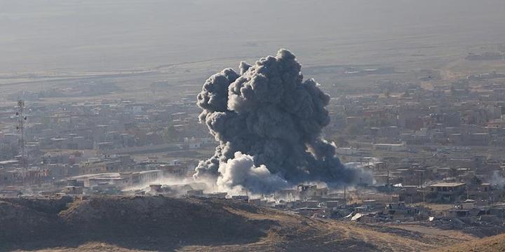 """""""Musul'daki Saldırılarda 263 Sivil Hayatını Kaybetti"""""""