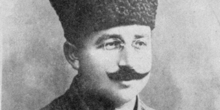 Ali Şükrü Bey Bundan 96 Yıl Önce Katledilmişti